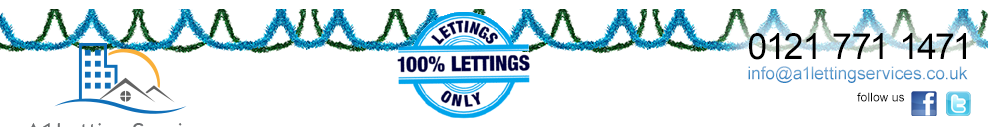 Lettings Agents | Property Management Birmingham - A1 Letting Services